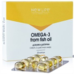 OMEGA-3 FROM FISH OIL 20 КАПСУЛ